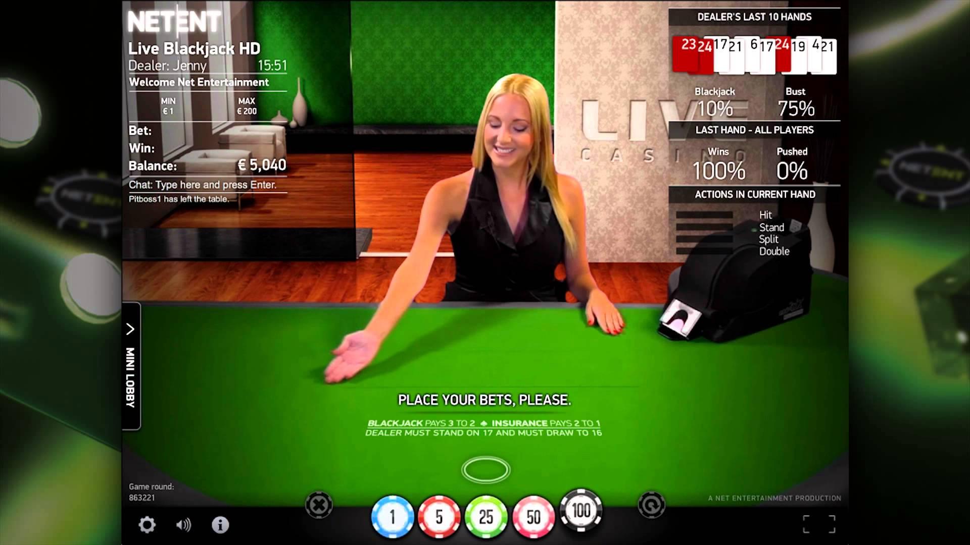 Netent casino